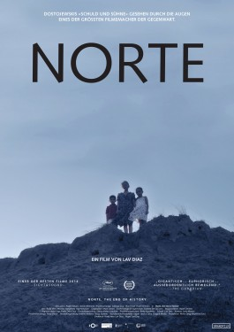 norte the end of history plakat lav diaz grandfilm